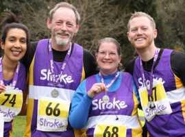 The Stroke Association's Resolution Run Maidstone 22.03.20