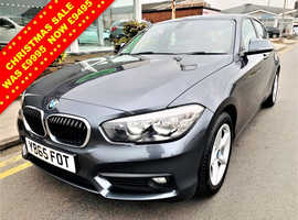 BMW 1 series, 2015 (65) Grey Hatchback, Manual Diesel, 60,126 miles