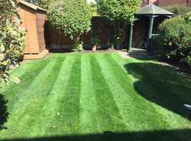 full time gardener