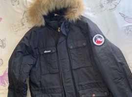 Ellesse Parker jacket size large
