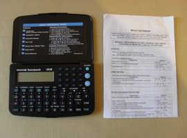 Digital Databank Organiser Which? 3KB