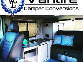 Full Camper Conversion.... Vivaro, Trafic, Vito T4 & T5 transit swb