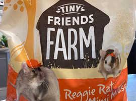 2.5Kg Reggie Rat TASTY MIX