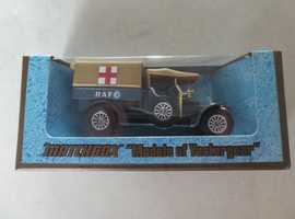 VARIOUS MATCHBOX MODELS OF YESTERYEAR; ALL MINT IN BOXES