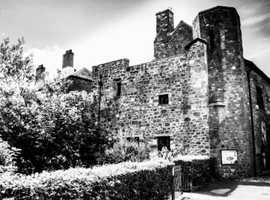 Ghost hunt at st Nicholas priory