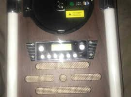 Damaged and untested jukebox