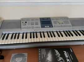 Wanted Yamaha PSR K1 keyboard