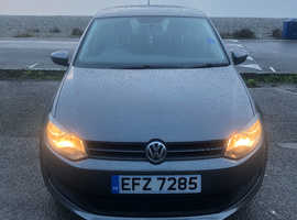 Volkswagen Polo, 2011 (60) Grey Hatchback, Manual Petrol, 34,555 miles