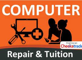 Speedy computer repairs & tutoring