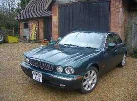 Jaguar XJ8 SE AUTO, 2005 (55) green saloon, Automatic Petrol, 63000 miles
