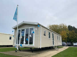 Double Glazed Static Caravan at Tattershall Lakes Country Park in Lincolnshire