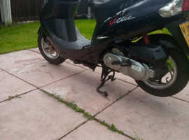 50cc moped/scooter