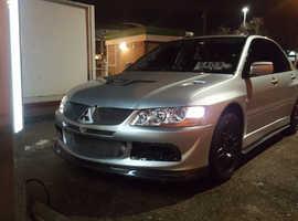 Mitsubishi Lancer, 2003 (03) Silver Saloon, Manual Petrol, 67,500 miles