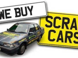 I will buy yours scrap car