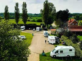 Fakenham Racecourse. Norfolk Coast Caravans and Camping