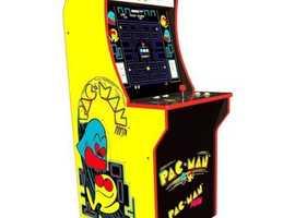 PacMan Retro Arcade Games Machine (116cm)