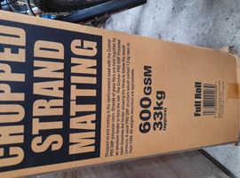 Cromar PROGRP Chopped Strand Matting 600GSM 33kg - White