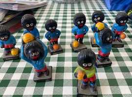Robertsons Jam Collectable Football Figures