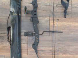 55lb Compound Bow
