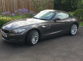 BMW Z4 s Drive 2.3i Convertible, Sport Automatic, 1 lady owner - low mileage