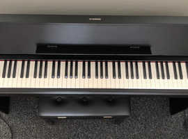 Yahaha YDP 650 BLACK, Digital Piano + Stool