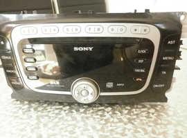 Sony DAB Car Radio/CD Player
