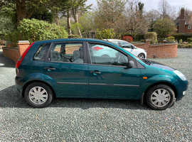Ford Fiesta, 2003 for sale 30k Mile Long MOT