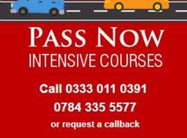 For Intensive Driving Courses in Liverpool, Come to us