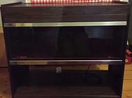 Not a BBQ but a heat cabinet to keep your cooked food hot