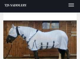 """Medway fly rug 5""""9 never used"""