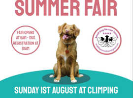 Dog Show & Summer Fayre