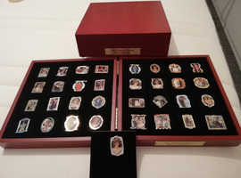 33 Princess Diana Pins