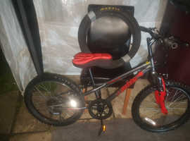 childs apollo bike(delivery available)