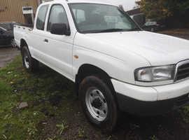 4x4 Mazda pickup