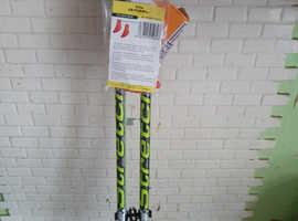 Gable extendable walking sticks