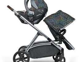 Double pram - Cosatto wow xl