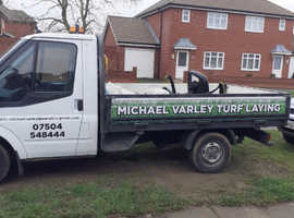 Michael varley turf laying