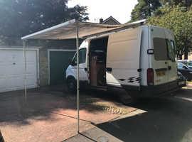 Renault Master Camper Van Day Van Race Van