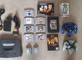 Nintendo 64 Bundle - Full Working Order