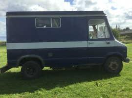 campervan dodge50