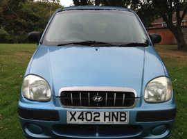 Hyundai Amica SI 2001 (X) Automatic Petrol, 56,700 miles -12 months MOT
