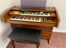 Organ needs attention but plays Free