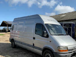 **REDUCED TO SELL** ** 3.5 Ton Renault Master Horsebox **