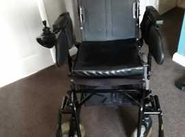 Lomax powered wheelchair