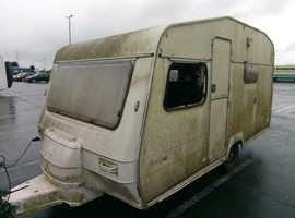 Scrap trailer coversion/ camper conversion