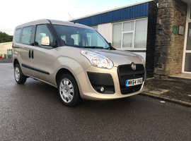 Fiat Doblo.64 reg.11500.miles with full Fiat service history.1 owner Lowered floor.