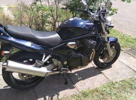Suzuki 1200 GSF Bandit