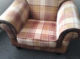 2 x 2 seater and matching chair