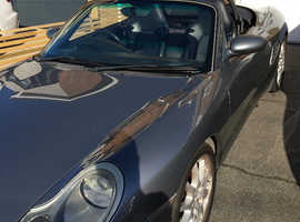 Porsche Boxster, 2003 (03) Grey Convertible, Manual Petrol, 131,981 miles