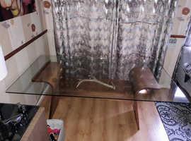 Tom Schneider Charlotte 6 foot Dining Table